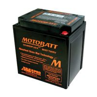 MBTX30UHD Motobatt AGM Motorcycle Battery 12v  32Ah 385CCA (Y60-N24*, Y60-N30*, 12N24, YB30*, 53030) Buy Online from The Battery Shop